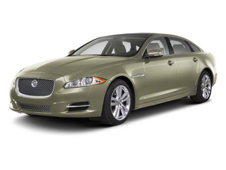 Cashmere 2013 Jaguar XJ Pictures XJ Sedan 4D AWD V6 photos front view