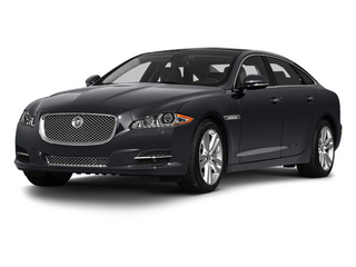 Stratus Grey 2013 Jaguar XJ Pictures XJ Sedan 4D L Portfolio AWD V6 photos front view