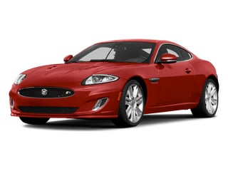 Italian Racing Red 2013 Jaguar XK Pictures XK Coupe 2D XKR Supercharged photos front view