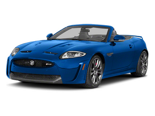 French Racing Blue 2013 Jaguar XK Pictures XK Convertible XKR-S Supercharged photos front view