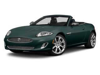 British Racing Green 2013 Jaguar XK Pictures XK Convertible XKR Supercharged photos front view