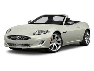 Polaris White 2013 Jaguar XK Pictures XK Convertible XKR Supercharged photos front view