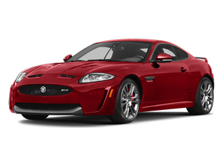 Italian Racing Red 2013 Jaguar XK Pictures XK Coupe 2D XKR-S Supercharged photos front view