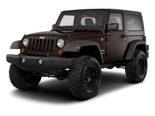 Rugged Brown Pearl 2013 Jeep Wrangler Pictures Wrangler Utility 2D Sahara 4WD photos front view
