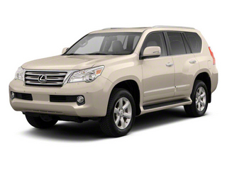 Satin Cashmere Metallic 2013 Lexus GX 460 Pictures GX 460 Utility 4D 4WD photos front view