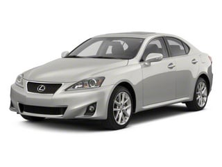 Tungsten Pearl 2013 Lexus IS 350 Pictures IS 350 Sedan 4D IS350 V6 photos front view