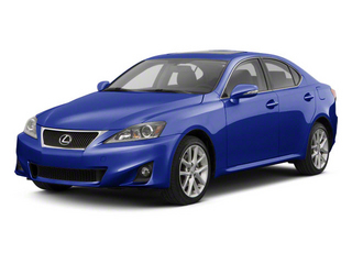 Ultrasonic Blue Mica 2013 Lexus IS 350 Pictures IS 350 Sedan 4D IS350 V6 photos front view