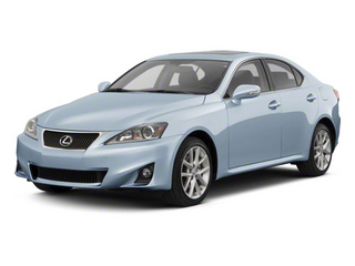 Cerulean Blue Mica 2013 Lexus IS 350 Pictures IS 350 Sedan 4D IS350 V6 photos front view