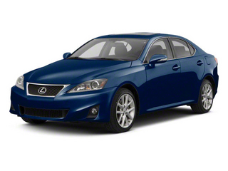 Deep Sea Mica 2013 Lexus IS 350 Pictures IS 350 Sedan 4D IS350 V6 photos front view
