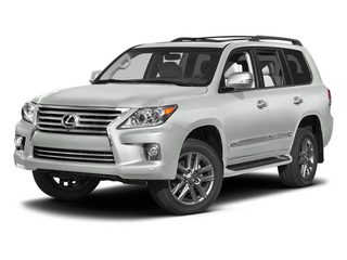 Starfire Pearl 2013 Lexus LX 570 Pictures LX 570 Utility 4D 4WD photos front view