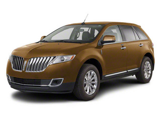 Ginger Ale Metallic 2013 Lincoln MKX Pictures MKX Wagon 4D Elite AWD photos front view