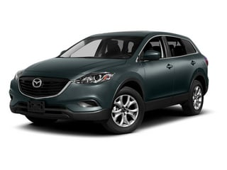 Dolphin Gray Mica 2013 Mazda CX-9 Pictures CX-9 Utility 4D Sport 2WD V6 photos front view
