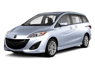 Clear Water Blue Metallic 2013 Mazda Mazda5 Pictures Mazda5 Wagon 5D GT I4 photos front view