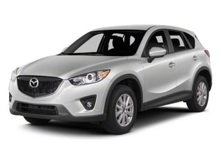 Crystal White Pearl 2013 Mazda CX-5 Pictures CX-5 Utility 4D GT 2WD photos front view