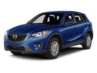 Stormy Blue Mica 2013 Mazda CX-5 Pictures CX-5 Utility 4D GT 2WD photos front view
