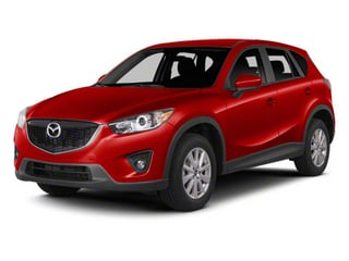 Zeal Red Mica 2013 Mazda CX-5 Pictures CX-5 Utility 4D Touring AWD photos front view
