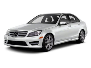 Diamond Silver Metallic 2013 Mercedes-Benz C-Class Pictures C-Class Sport Sedan 4D C250 photos front view