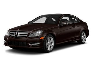 Cuprite Brown Metallic 2013 Mercedes-Benz C-Class Pictures C-Class Coupe 2D C250 photos front view
