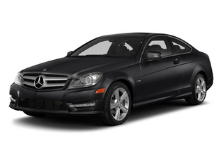 Steel Grey Metallic 2013 Mercedes-Benz C-Class Pictures C-Class Coupe 2D C250 photos front view