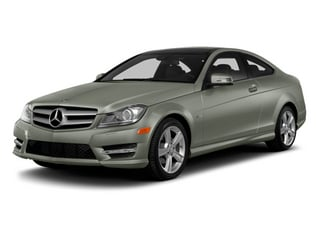 Palladium Silver Metallic 2013 Mercedes-Benz C-Class Pictures C-Class Coupe 2D C250 photos front view