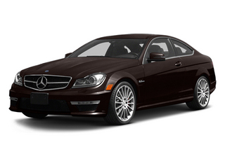 Cuprite Brown Metallic 2013 Mercedes-Benz C-Class Pictures C-Class Coupe 2D C63 AMG photos front view