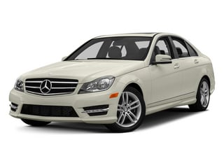 Diamond White Metallic 2013 Mercedes-Benz C-Class Pictures C-Class Sedan 4D C250 photos front view