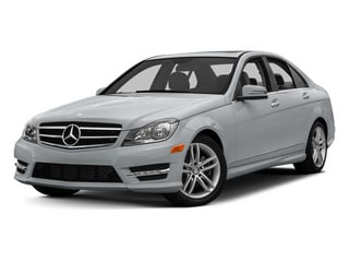 Diamond Silver Metallic 2013 Mercedes-Benz C-Class Pictures C-Class Sedan 4D C250 photos front view