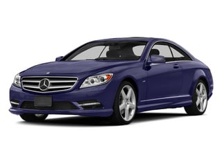 designo Mystic Blue Metallic 2013 Mercedes-Benz CL-Class Pictures CL-Class Coupe 2D CL600 photos front view
