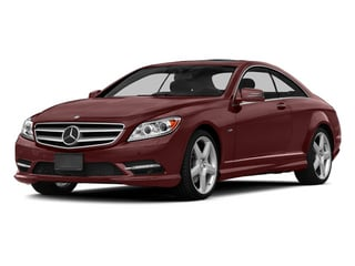 designo Mystic Red Metallic 2013 Mercedes-Benz CL-Class Pictures CL-Class Coupe 2D CL600 photos front view
