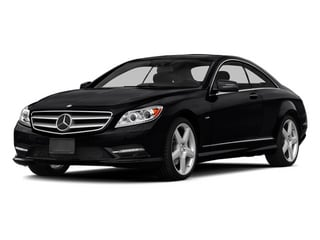 Black 2013 Mercedes-Benz CL-Class Pictures CL-Class Coupe 2D CL63 AMG photos front view