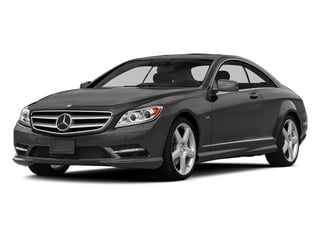 designo Graphite Metallic 2013 Mercedes-Benz CL-Class Pictures CL-Class Coupe 2D CL600 photos front view