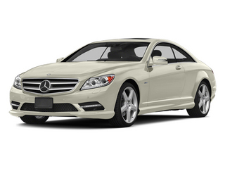 designo Magno Cashmere White Matte 2013 Mercedes-Benz CL-Class Pictures CL-Class Coupe 2D CL600 photos front view