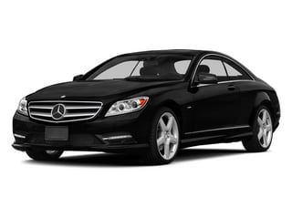 Magnetite Black Metallic 2013 Mercedes-Benz CL-Class Pictures CL-Class Coupe 2D CL600 photos front view