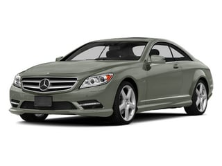Palladium Silver 2013 Mercedes-Benz CL-Class Pictures CL-Class Coupe 2D CL600 photos front view