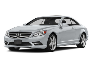 Diamond Silver 2013 Mercedes-Benz CL-Class Pictures CL-Class Coupe 2D CL600 photos front view