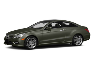 Olivine Grey Metallic 2013 Mercedes-Benz E-Class Pictures E-Class Coupe 2D E550 photos front view