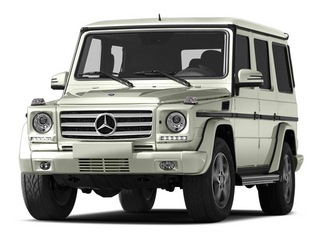 Iridium Silver Metallic 2013 Mercedes-Benz G-Class Pictures G-Class 4 Door Utility 4Matic photos front view