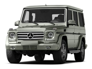 Palladium Silver Metallic 2013 Mercedes-Benz G-Class Pictures G-Class 4 Door Utility 4Matic photos front view