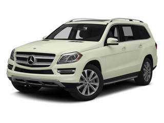 Arctic White 2013 Mercedes-Benz GL-Class Pictures GL-Class Utility 4D GL450 4WD photos front view