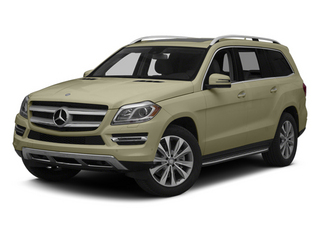 Pearl Beige Metallic 2013 Mercedes-Benz GL-Class Pictures GL-Class Utility 4D GL450 4WD photos front view