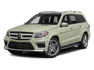 Arctic White 2013 Mercedes-Benz GL-Class Pictures GL-Class Utility 4D GL550 4WD photos front view