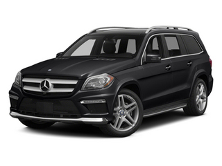 Steel Grey Metallic 2013 Mercedes-Benz GL-Class Pictures GL-Class Utility 4D GL550 4WD photos front view