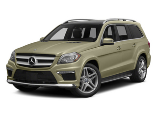 Pearl Beige Metallic 2013 Mercedes-Benz GL-Class Pictures GL-Class Utility 4D GL550 4WD photos front view