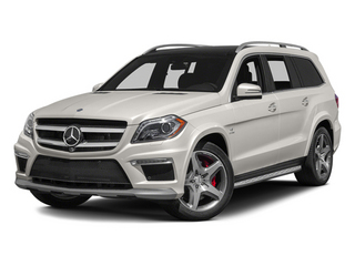 Arctic White 2013 Mercedes-Benz GL-Class Pictures GL-Class Utility 4D GL63 AMG 4WD photos front view
