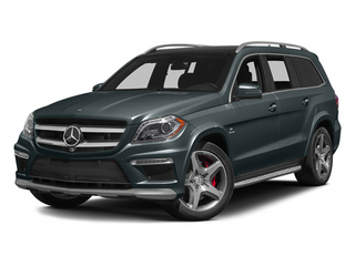 Steel Grey Metallic 2013 Mercedes-Benz GL-Class Pictures GL-Class Utility 4D GL63 AMG 4WD photos front view