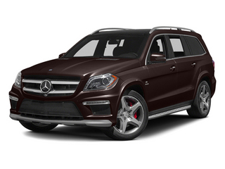 Dakota Brown Metallic 2013 Mercedes-Benz GL-Class Pictures GL-Class Utility 4D GL63 AMG 4WD photos front view