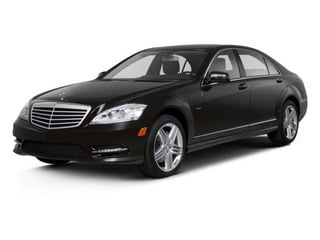 Magnetite Black Metallic 2013 Mercedes-Benz S-Class Pictures S-Class Sedan 4D S550 photos front view