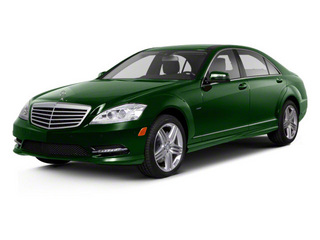 Jade Green Metallic 2013 Mercedes-Benz S-Class Pictures S-Class Sedan 4D S550 photos front view