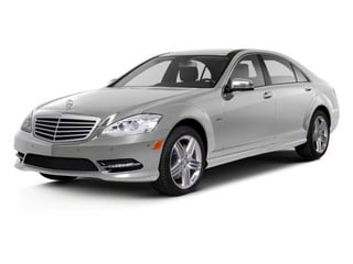 Iridium Silver Metallic 2013 Mercedes-Benz S-Class Pictures S-Class Sedan 4D S400 Hybrid photos front view