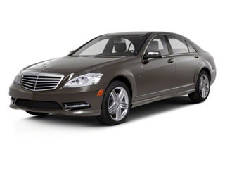 Palladium Silver Metallic 2013 Mercedes-Benz S-Class Pictures S-Class Sedan 4D S550 photos front view